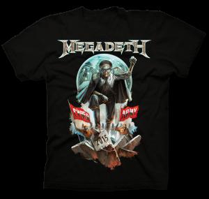 Megadeth-Club-Shirt