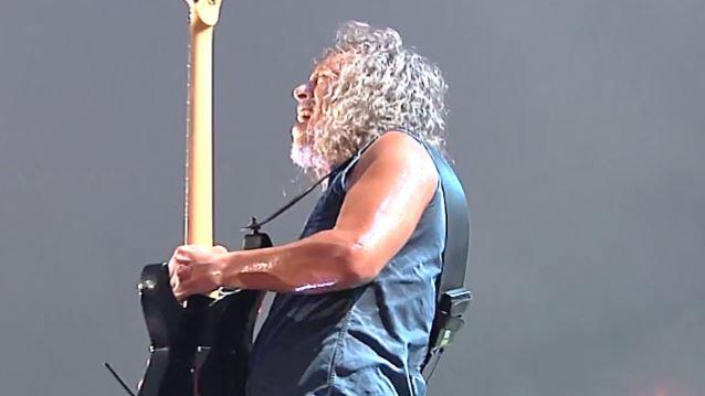 Kirk Hammett 2015